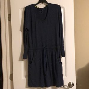 Athleta comfy sweatshirt dress